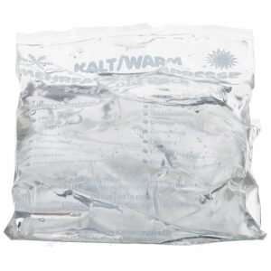 Kalt-Warm-Kompresse 12 x 29 cm transparent