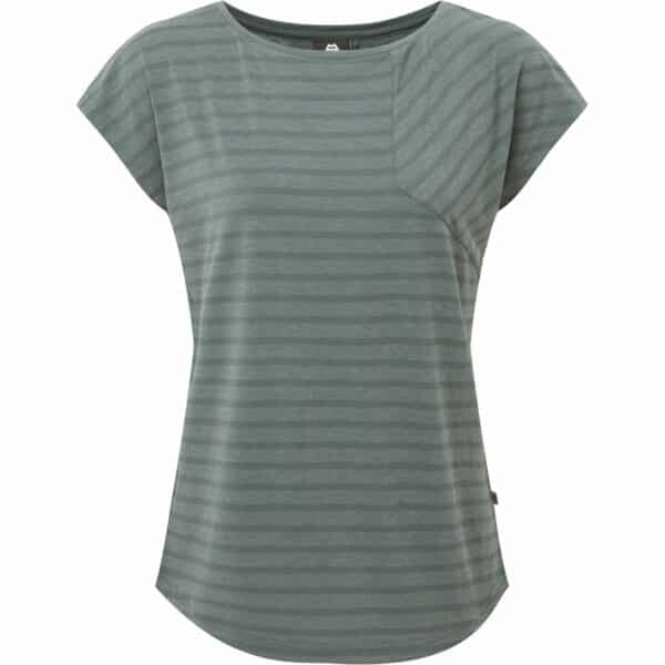 Mountain Equipment Damen Silhouette T-Shirt (Größe L, Grün)